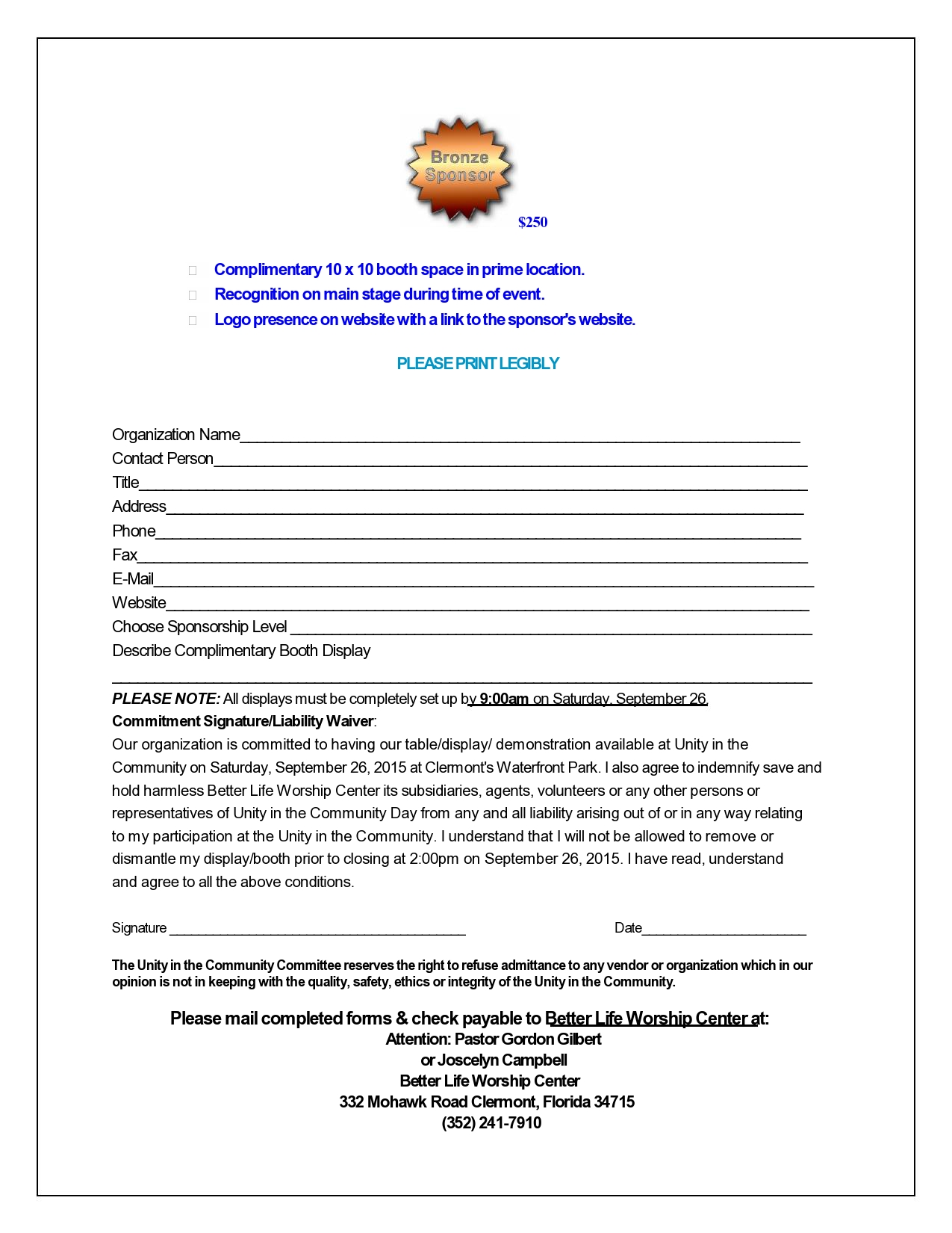 Sponsorship form unity in the community sponsorship registration2 page0002 thecheapjerseys Images